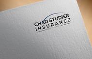 Chad Studier Insurance Logo - Entry #204