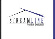 STREAMLINE building & carpentry Logo - Entry #137