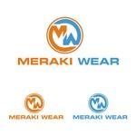 Meraki Wear Logo - Entry #422