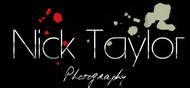 Nick Taylor Photography Logo - Entry #99