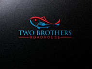 Two Brothers Roadhouse Logo - Entry #39
