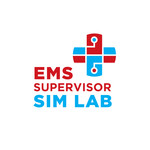 EMS Supervisor Sim Lab Logo - Entry #112