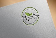 Vegan Fix Logo - Entry #152