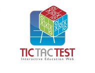 TicTacTest Logo - Entry #36