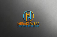 Meraki Wear Logo - Entry #393