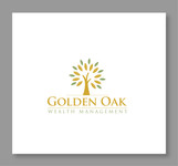 Golden Oak Wealth Management Logo - Entry #214