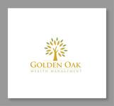 Golden Oak Wealth Management Logo - Entry #214
