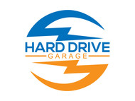 Hard drive garage Logo - Entry #271