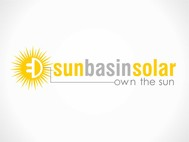 Sun Basin Solar Logo - Entry #9