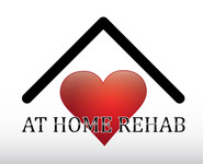 At Home Rehab Logo - Entry #32