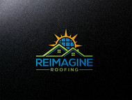 Reimagine Roofing Logo - Entry #77