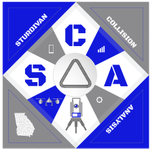 Sturdivan Collision Analyisis.  SCA Logo - Entry #166