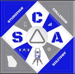 Sturdivan Collision Analyisis.  SCA Logo - Entry #166