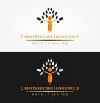 Chad Studier Insurance Logo - Entry #132