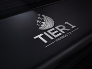Tier 1 Products Logo - Entry #499