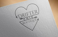 Drifter Chic Boutique Logo - Entry #343