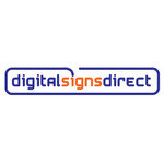 Digital Signs Direct Logo - Entry #3