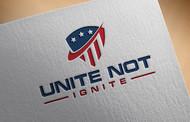 Unite not Ignite Logo - Entry #14