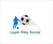Logan Riley Soccer Logo - Entry #89
