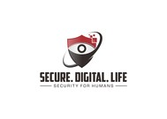Secure. Digital. Life Logo - Entry #4