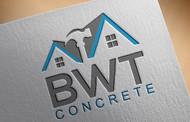 BWT Concrete Logo - Entry #281