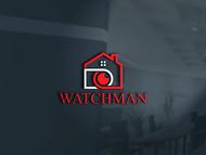 Watchman Surveillance Logo - Entry #126