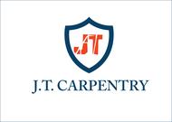 J.T. Carpentry Logo - Entry #19