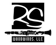 Woodwind repair business logo: R S Woodwinds, llc - Entry #99