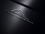 1st Annual Pull For Valor Logo - Entry #10