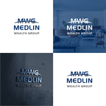 Medlin Wealth Group Logo - Entry #70