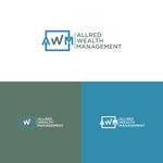 ALLRED WEALTH MANAGEMENT Logo - Entry #370