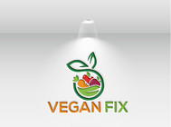 Vegan Fix Logo - Entry #268