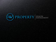 Property Wealth Management Logo - Entry #148