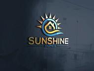 Sunshine Homes Logo - Entry #95