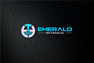 Emerald Tide Financial Logo - Entry #393