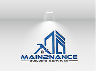 MAIN2NANCE BUILDING SERVICES Logo - Entry #215