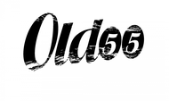 """""""OLD 55"""" - mid-century vintage furniture and wares store Logo - Entry #92"""