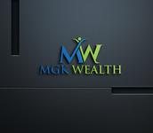 MGK Wealth Logo - Entry #134