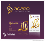 Agape Logo - Entry #222