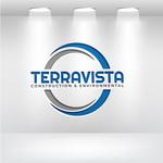 TerraVista Construction & Environmental Logo - Entry #387