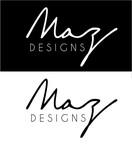 Maz Designs Logo - Entry #362