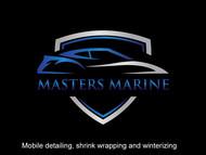 Masters Marine Logo - Entry #412