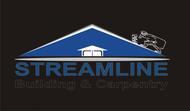 STREAMLINE building & carpentry Logo - Entry #46