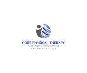 Core Physical Therapy and Sports Performance Logo - Entry #86