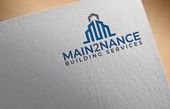 MAIN2NANCE BUILDING SERVICES Logo - Entry #274