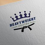 Heavyweight Jiujitsu Logo - Entry #105