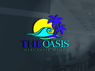 The Oasis @ Marcantel Manor Logo - Entry #77