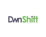 DwnShift  Logo - Entry #55