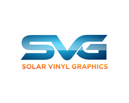 Solar Vinyl Graphics Logo - Entry #202