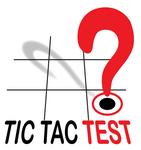 TicTacTest Logo - Entry #51